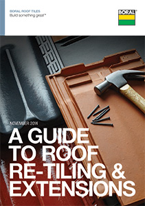 Boral Guide to Re-Roofing